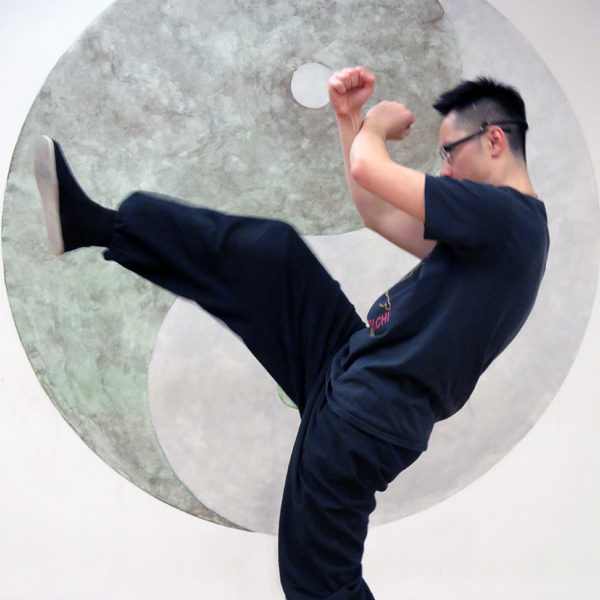 Tai Chi Chuan Center Kick